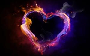 Heart Flame